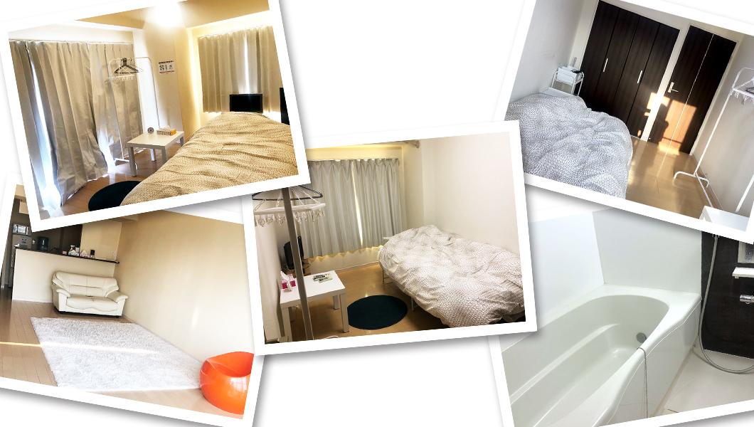 2横浜駅西口徒歩3分の場所に<br />シェアハウスタイプ寮オープン!